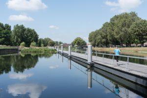 « Der Parc du Heyritz am Dusuzeau-Becken » ©David Betzinger
