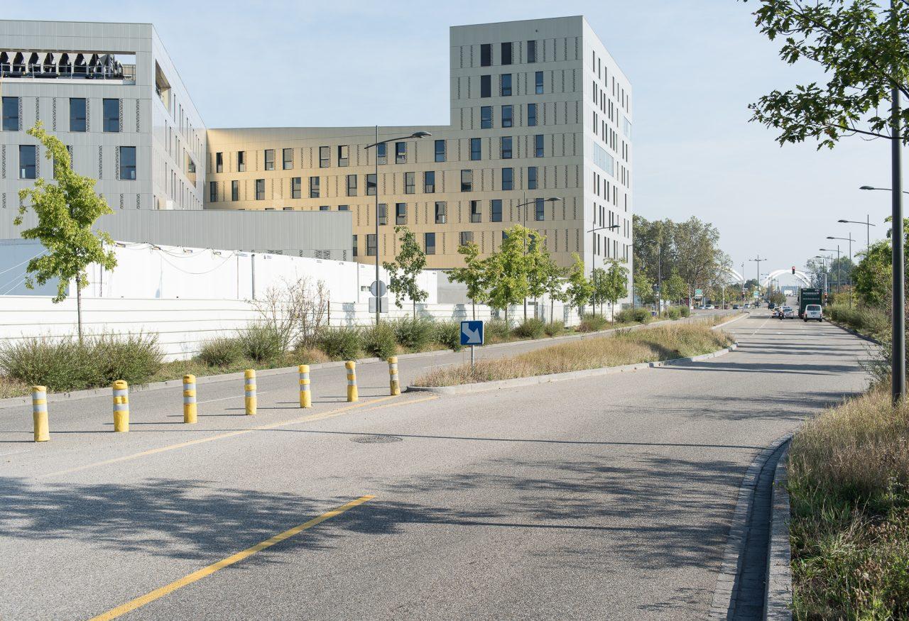 Die Rhéna-Klinik (Crédits SPL Deux—Rives / David Betzinger)