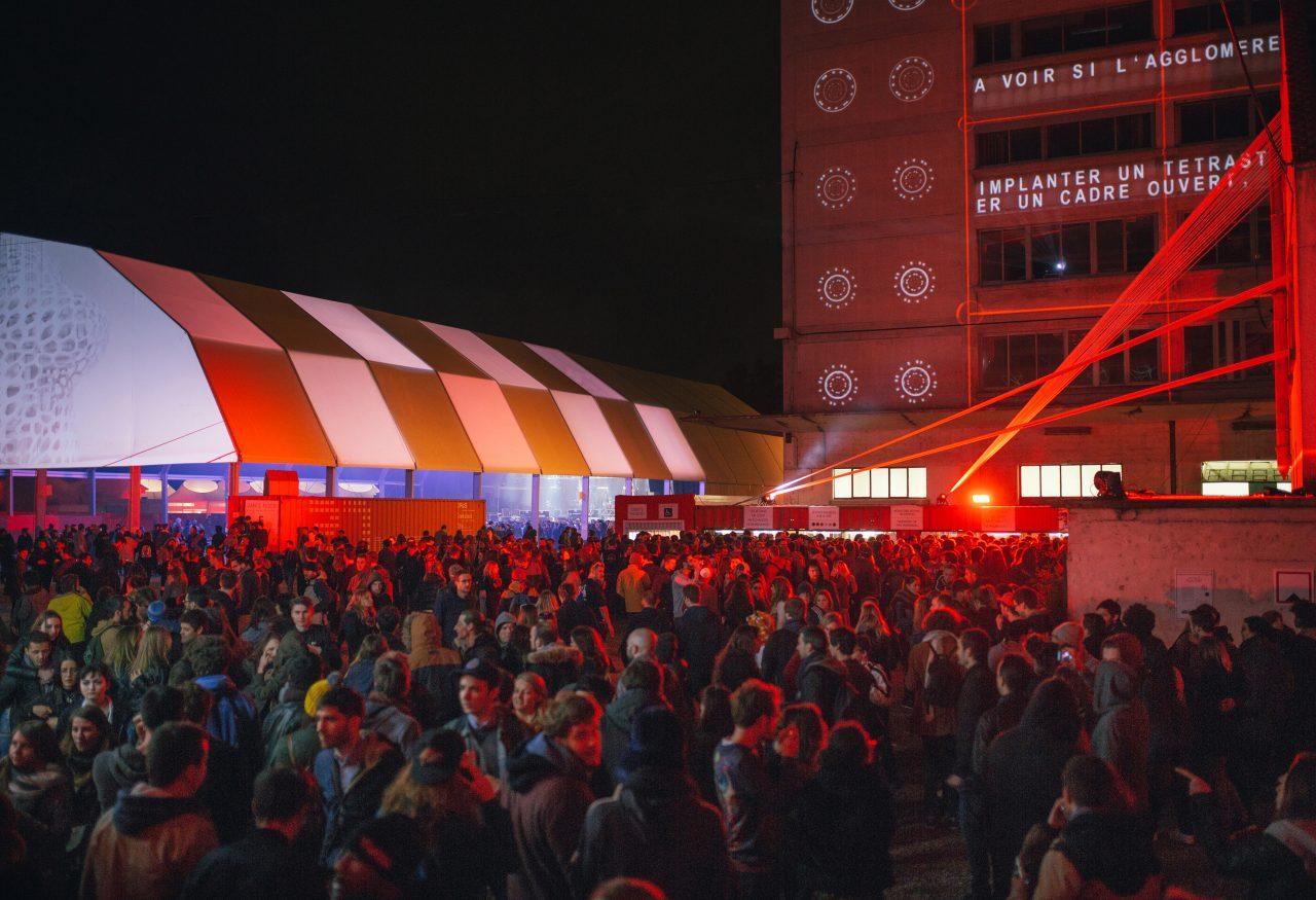L'ososphère revient à la COOP pour ses fameuses nuits électroniques - © Vincent Muller / SPL Deux Rives