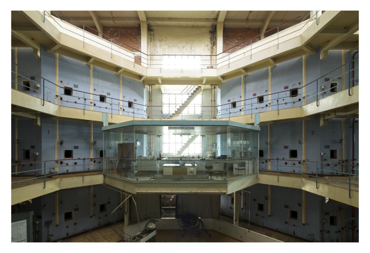 La Salle des Cuves ©Arnaud Duboys Fresney