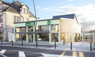 Le Point Coop - Café Deux-Rives © Siméon Levaillant
