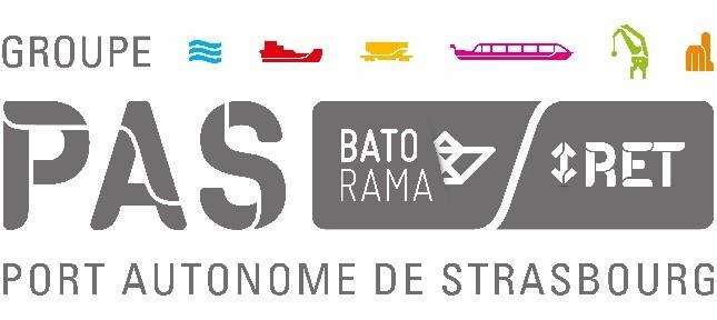 Logo du Port Autonome de Strasbourg.