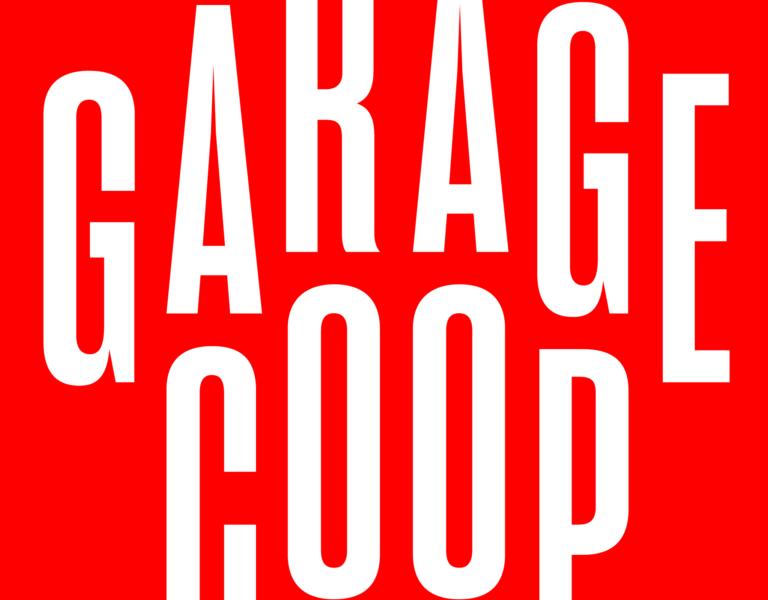Logo de Garage Coop.