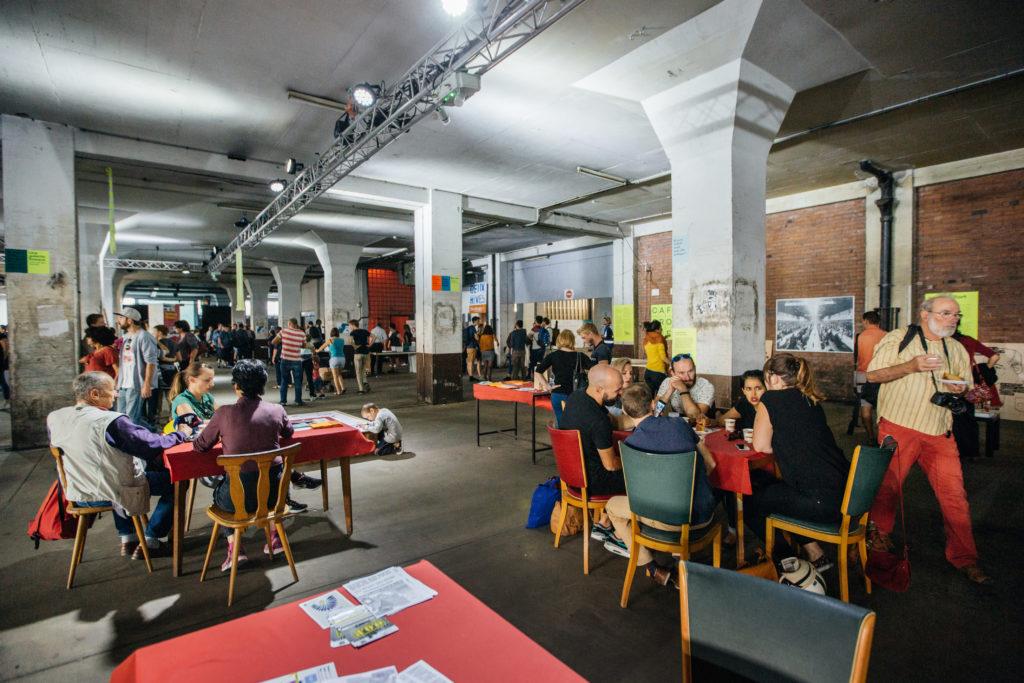 Des tables-rondes, des rencontres et des moments d'échanges conviviaux pour parler ensemble du projet urbain